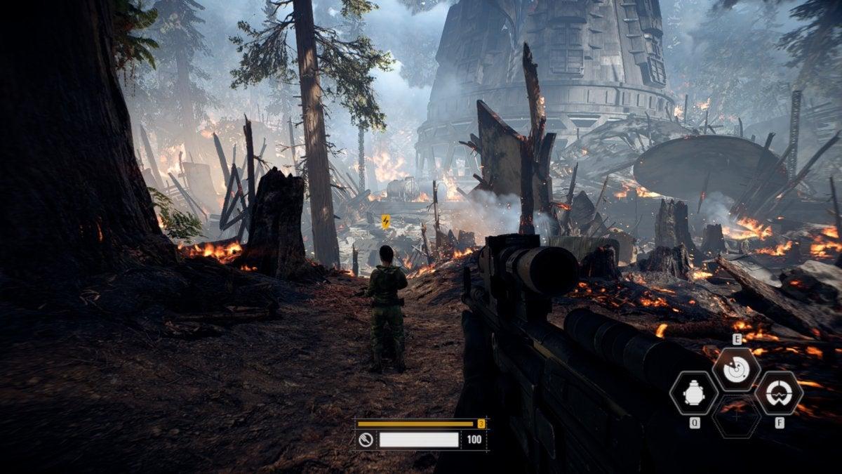Star Wars: Battlefront II review: The Dark Side | PCWorld