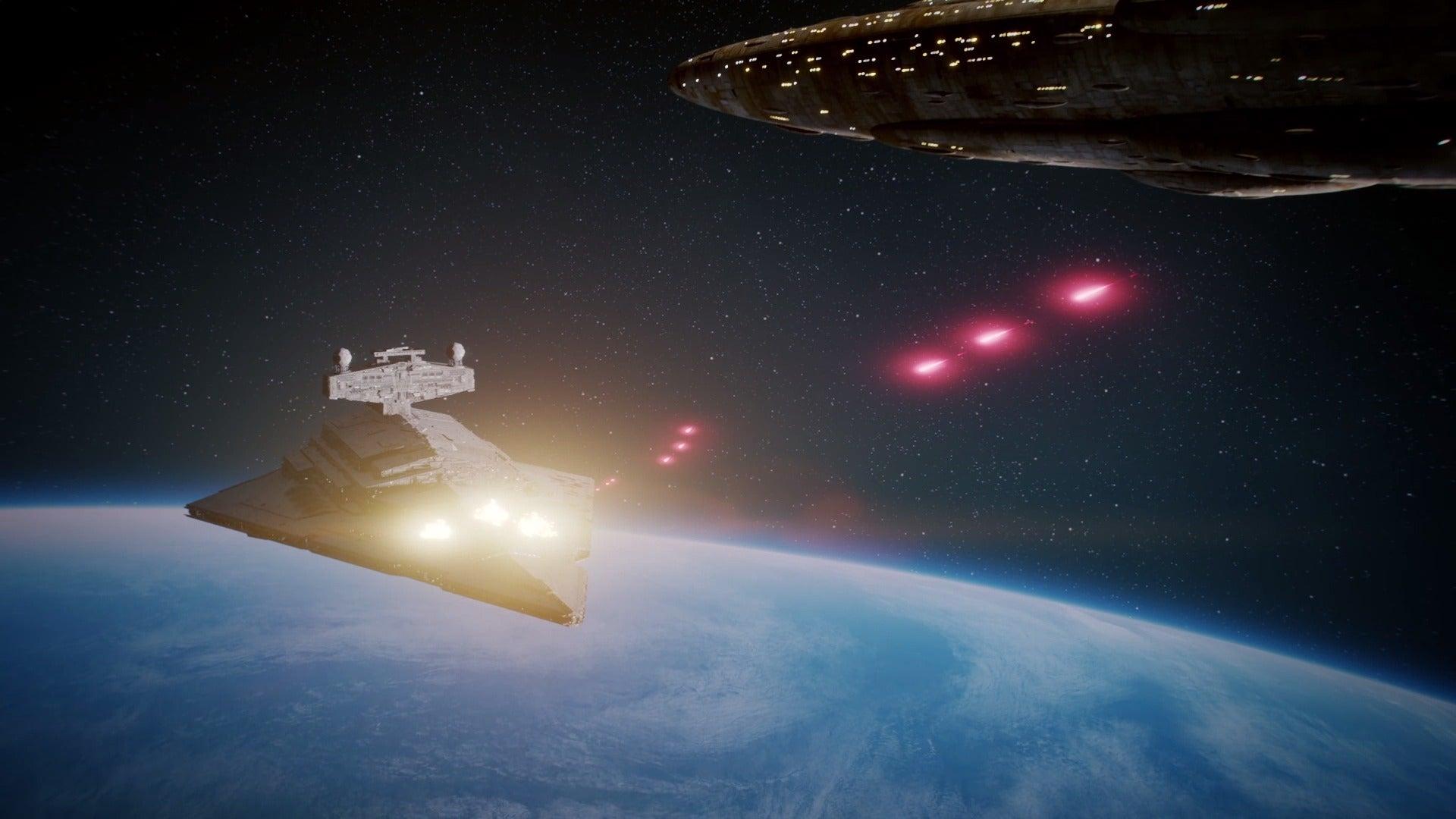 Star Wars Battlefront Ii Review The Dark Side Pcworld
