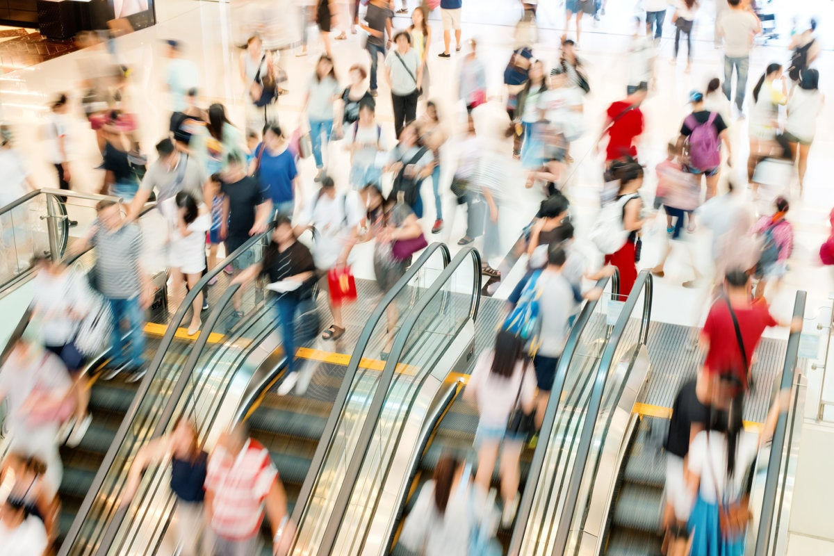 thinkstock 842809822 escalator blurry