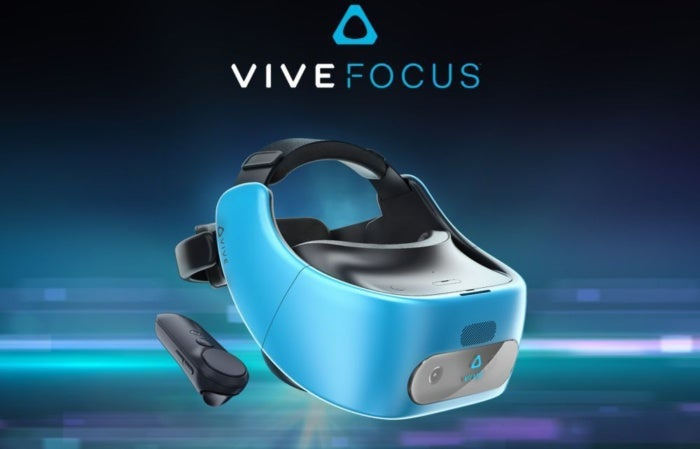 HTC's standalone Vive Focus VR headset is coming to the U S