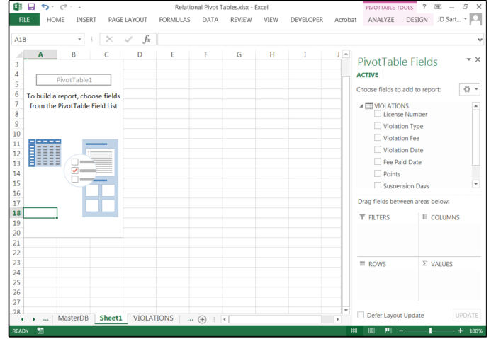02 pivottable fields panel
