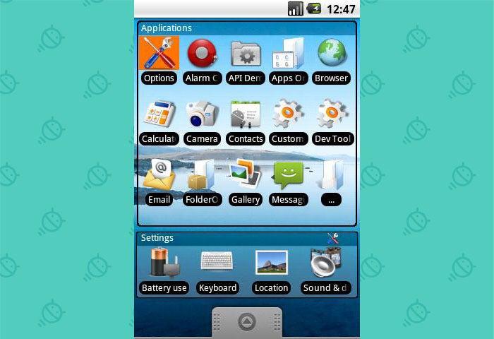 Android Nostalgia - Forgotten Apps: Folder Organizer