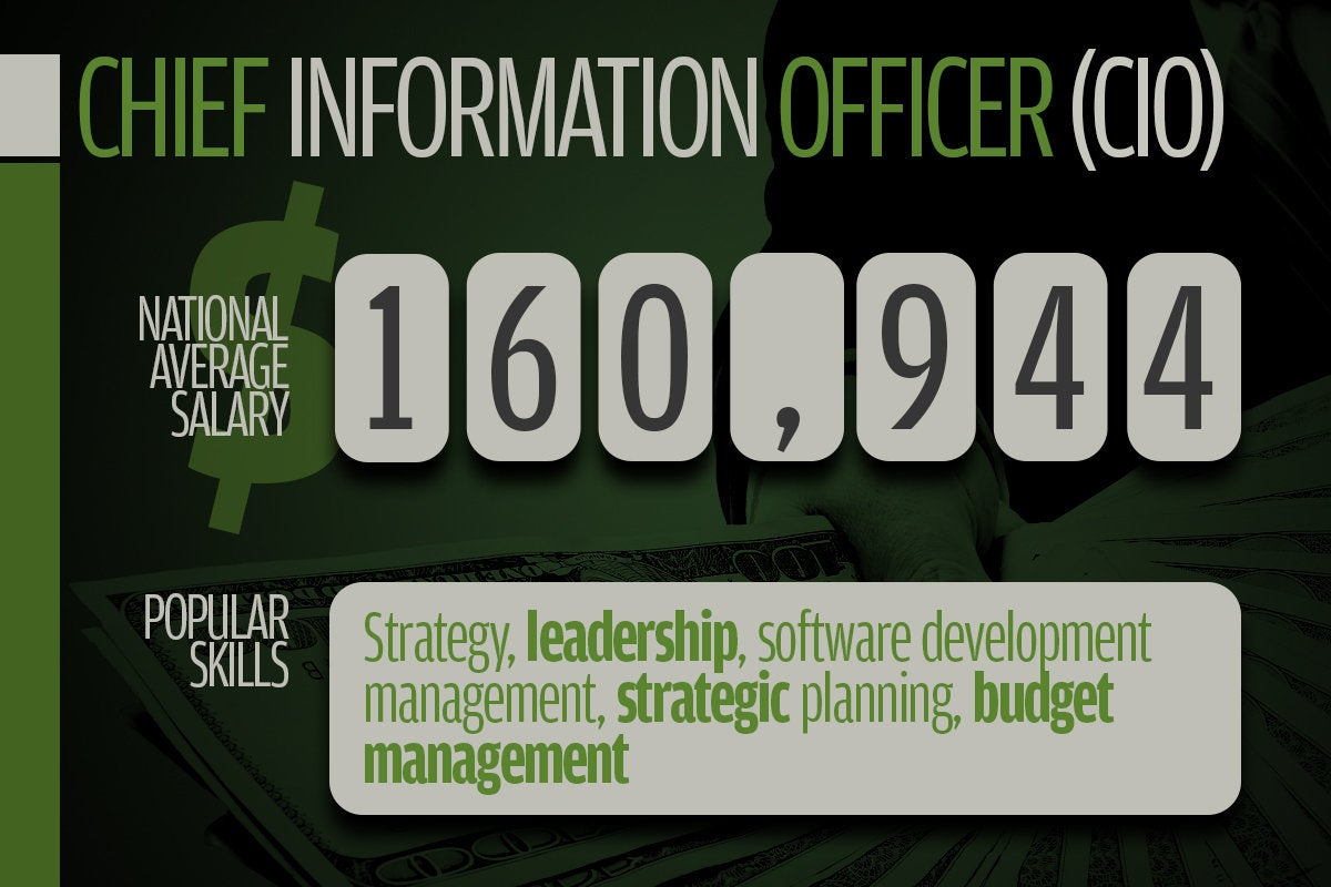 1 chief information officer