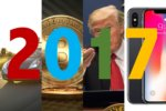 The top 10 stories of 2017: Security woes, autonomous machines – and a very cool phone