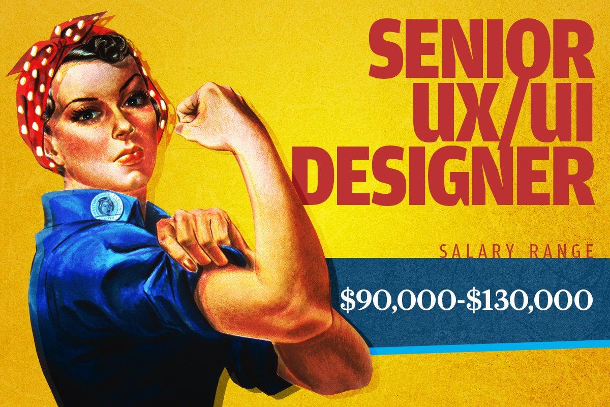 Senior UX/UI designer