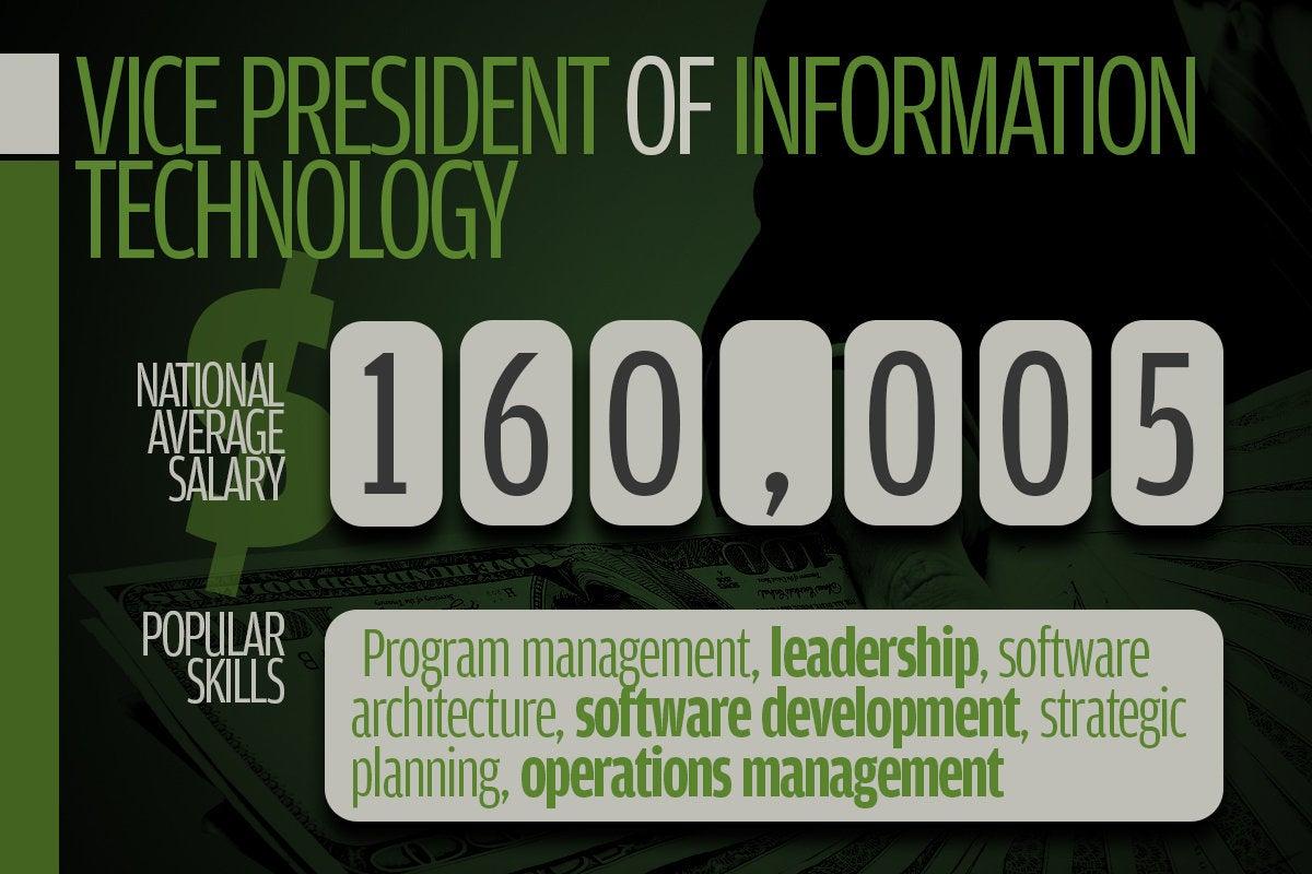 7 vp of information technology