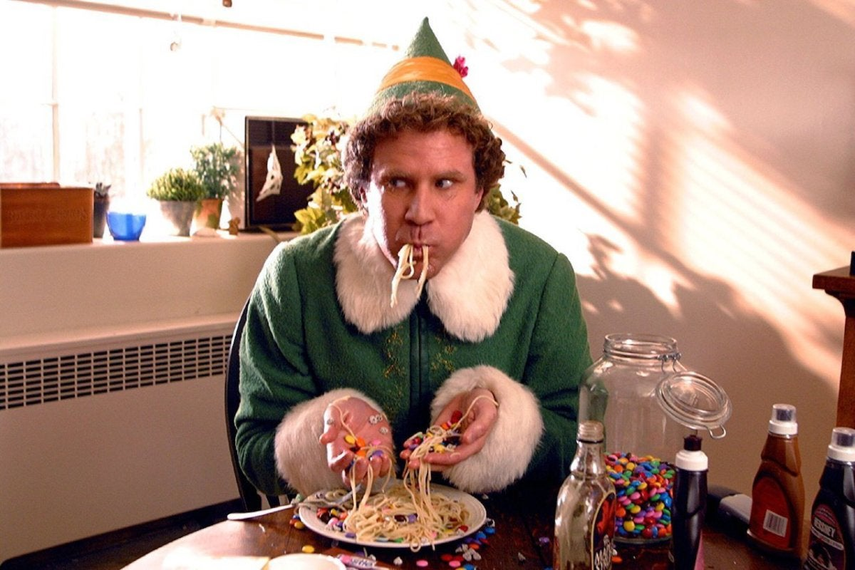 8 christmas1 elf