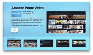 amazon prime video apple tv 2
