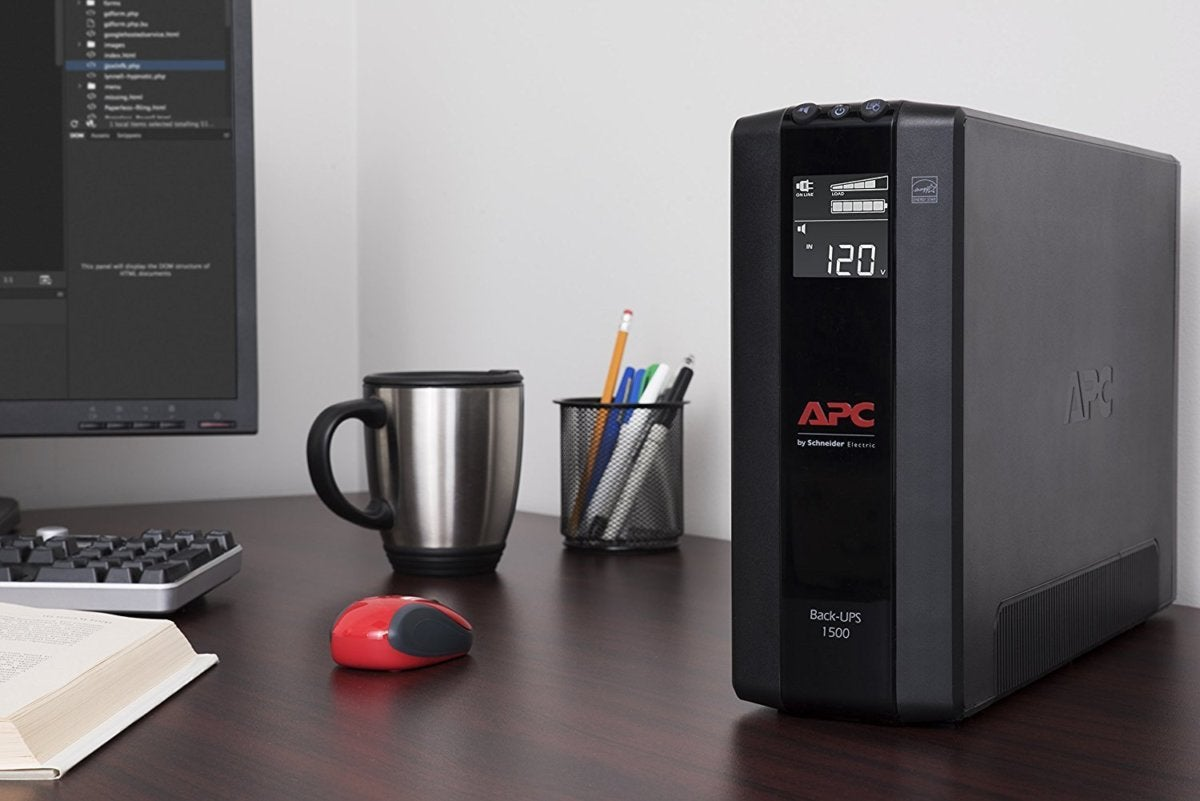 30% off APC 1500VA Compact UPS Battery Backup & Surge