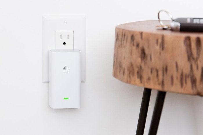 Aura home monitoring kit