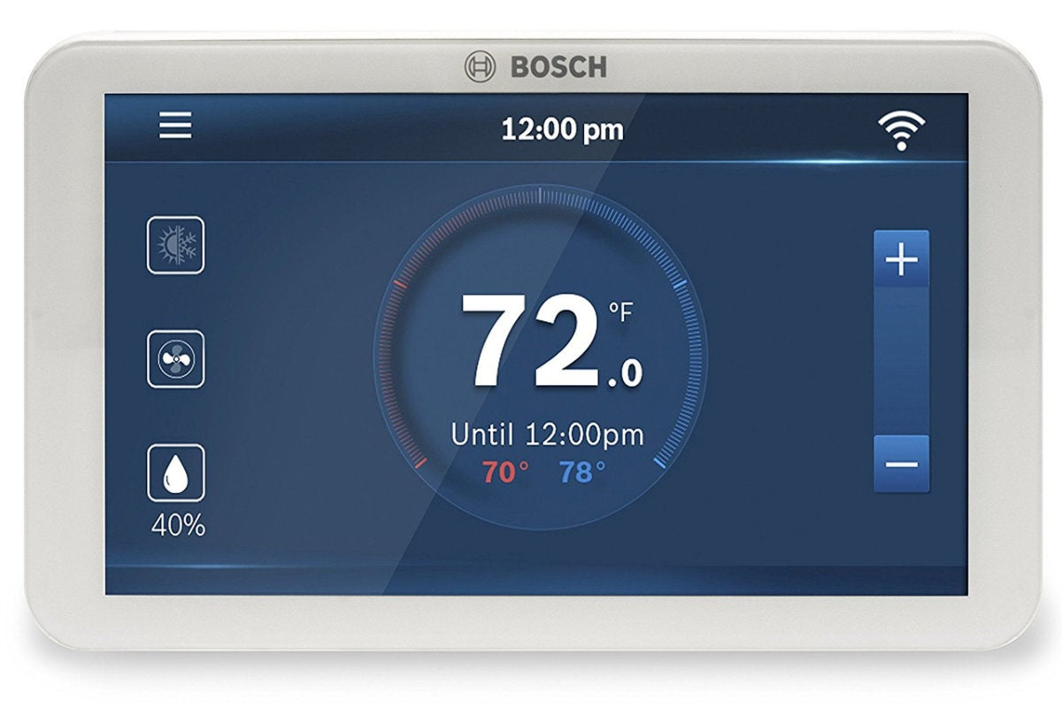 Bosch Connected Control Bcc100 Wi Fi Thermostat Review