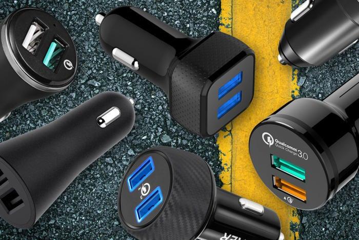 car charger hub 1200