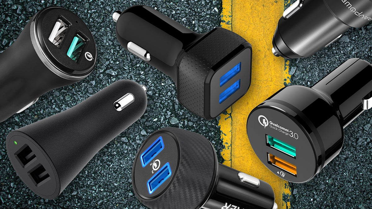 Best USB car chargers for your phone 2019 | PCWorld