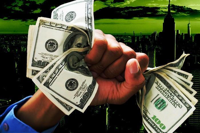 cio salary intro fistful of money cash