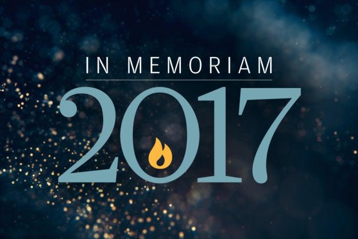 Computerworld - In Memoriam 2017 [cover]
