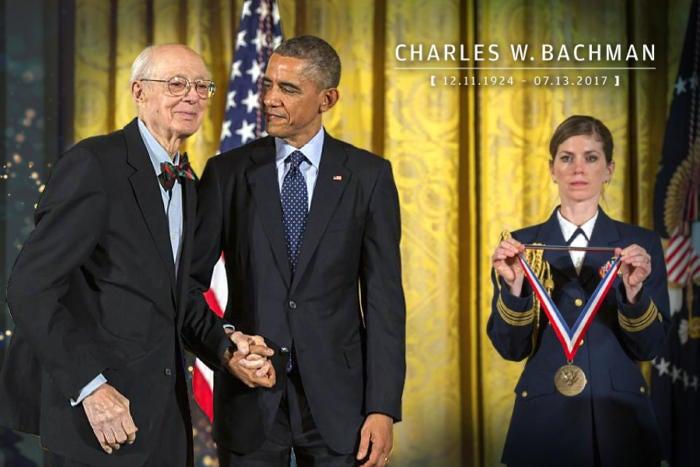 Computerworld - In Memoriam 2017 - Charles Bachman [ December 11, 1924 – July 13, 2017 ]