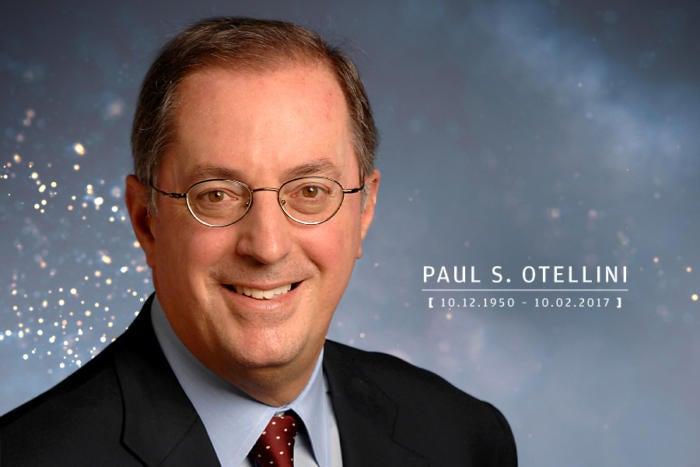 Computerworld - In Memoriam 2017 - Paul Otellini [ October 12, 1950 – October 2, 2017 ]