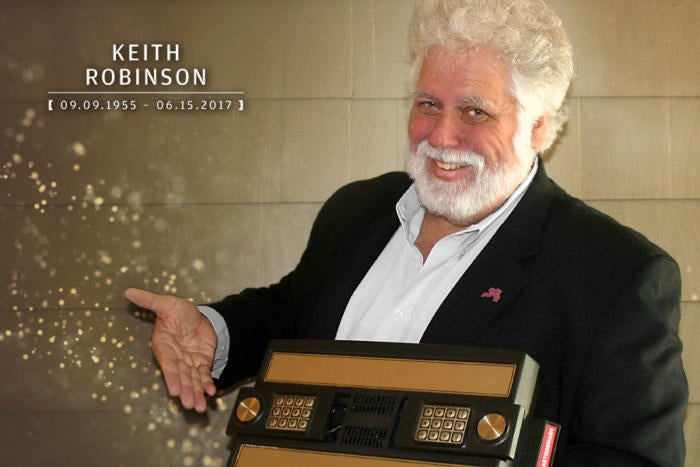 Computerworld - In Memoriam 2017 - Keith Robinson [ September 9, 1955 – June 15, 2017 ]