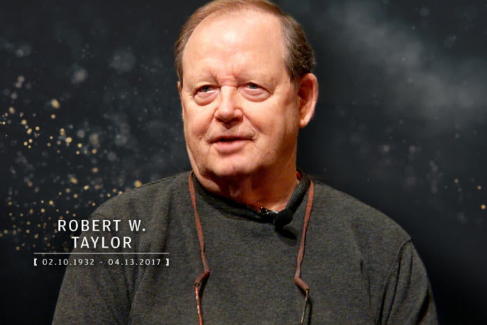 Computerworld - In Memoriam 2017 - Robert Taylor [ February 10, 1932 – April 13, 2017 ]