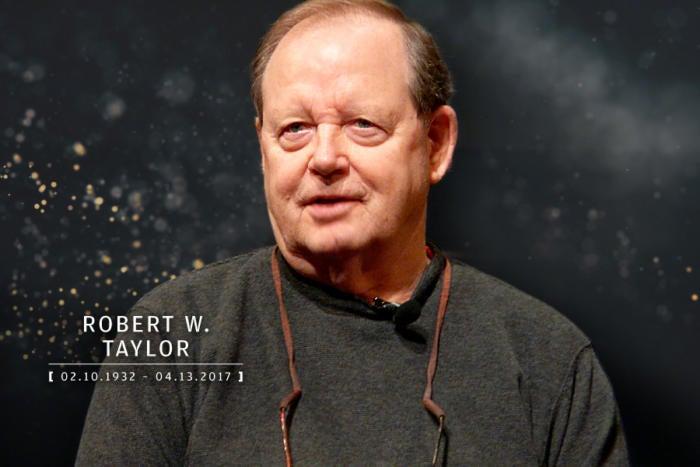 Computerworld - In Memoriam 2017 - Robert Taylor [ February 10, 1932 – April 13, 2017 ]