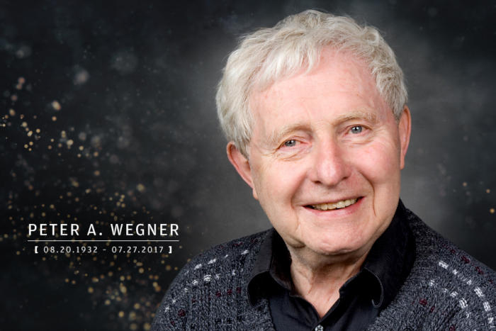 Computerworld - In Memoriam 2017 - Peter Wegner [ August 20, 1932 – July 27, 2017 ]
