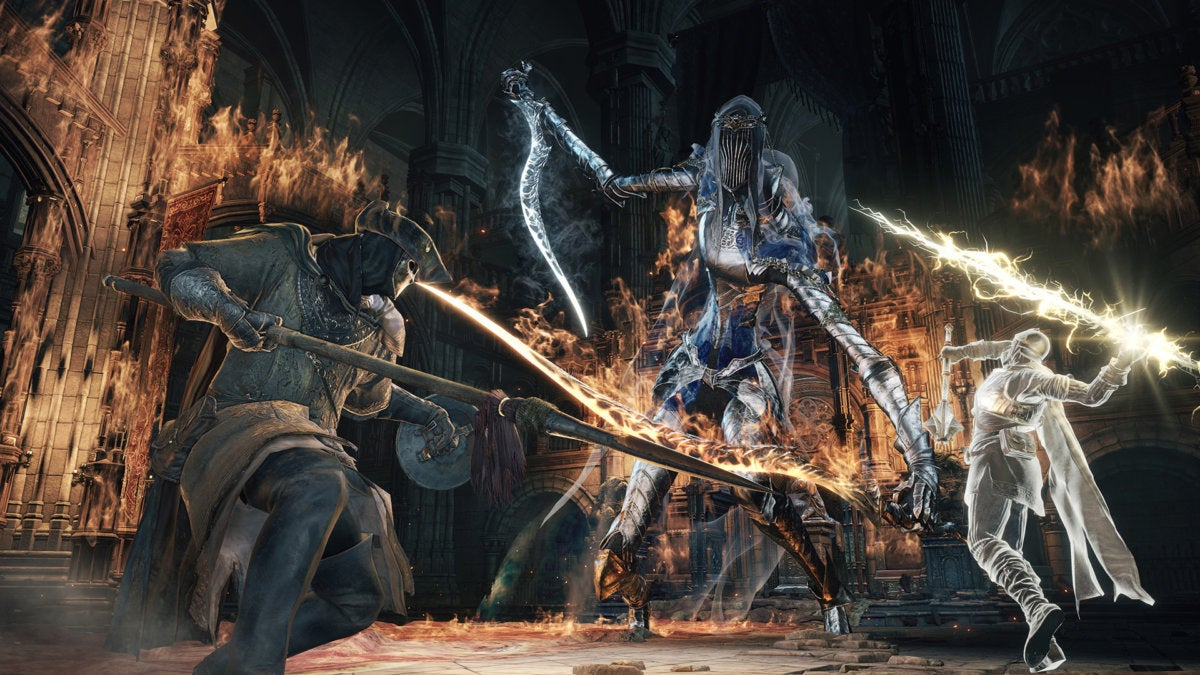 Best Steam deals- Dark souls III