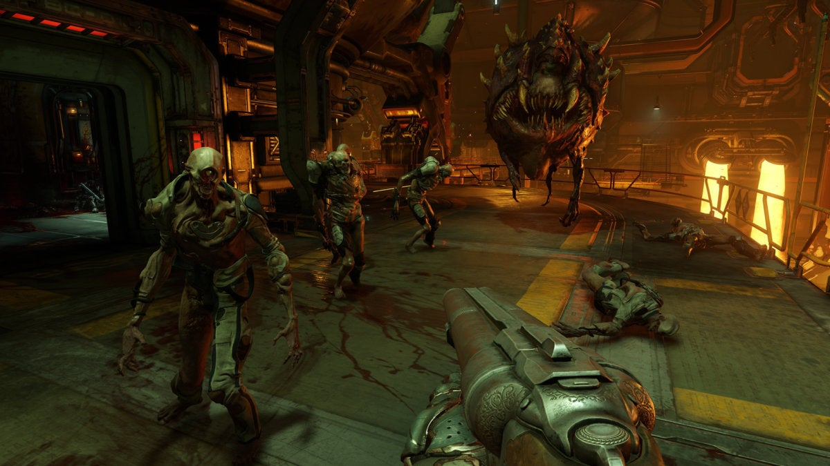 Best steam deals- Doom