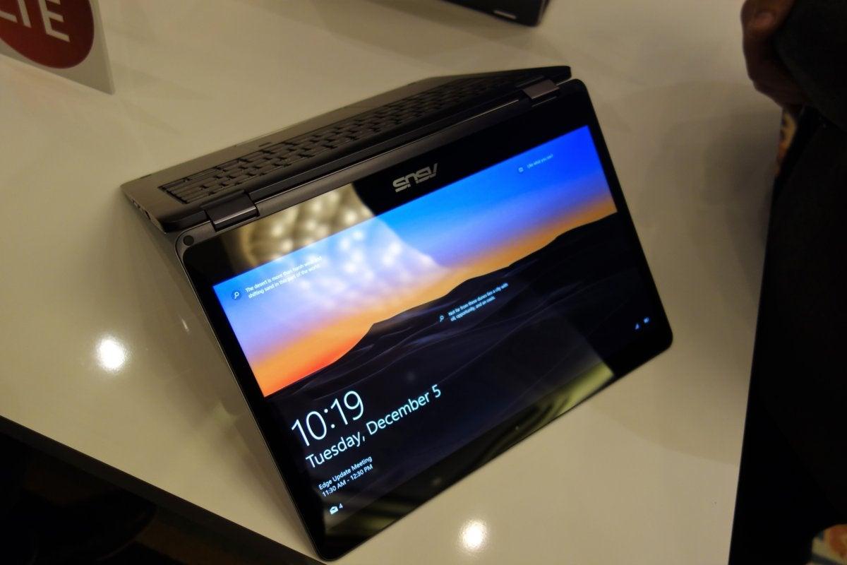Asus NovaGo ultrabook Qualcomm Snapdragon Mobile PC Platform