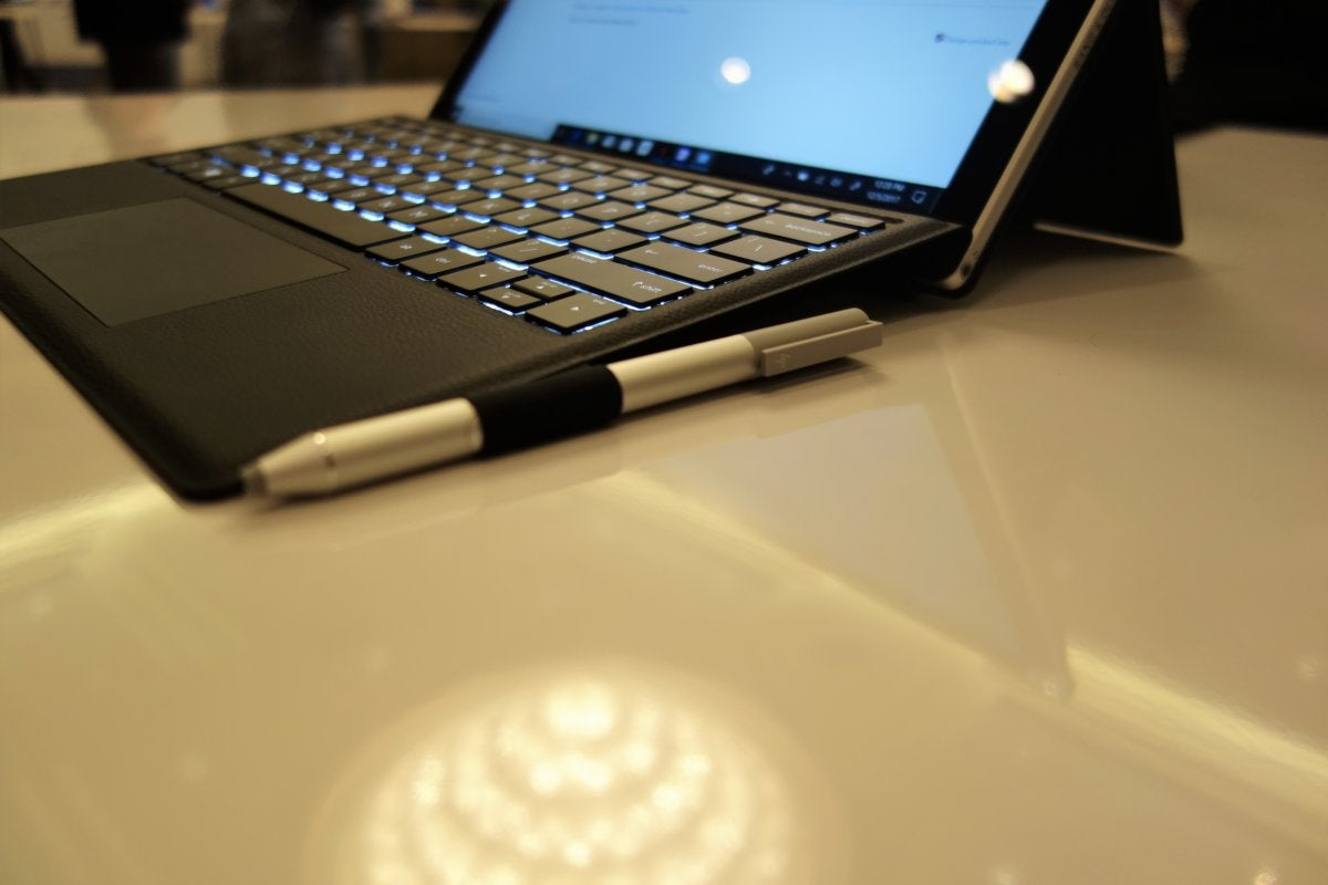 HP Envy x2 Qualcomm Snapdragon