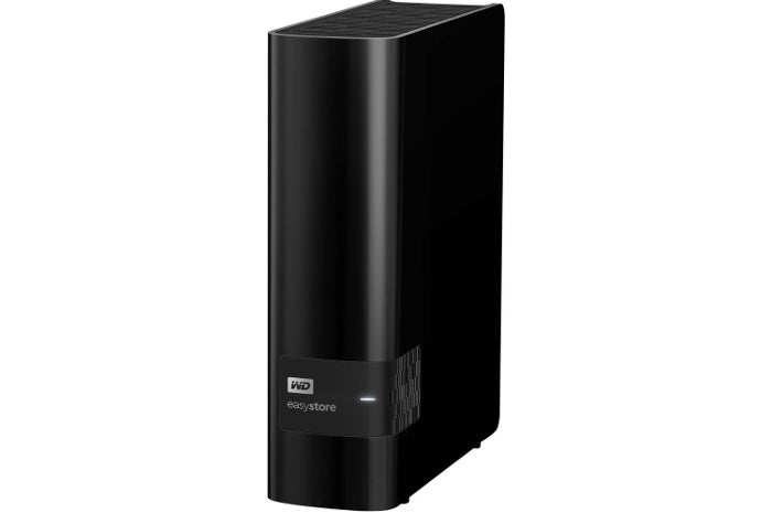 Best Buy is selling an 8TB external hard drive for $140