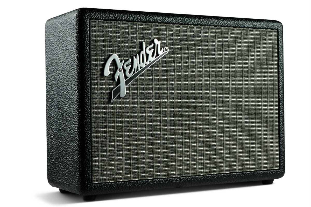 Fender Monterey Bluetooth speaker review: Rugged, loud, and fun, but also pricey and only marginally portable