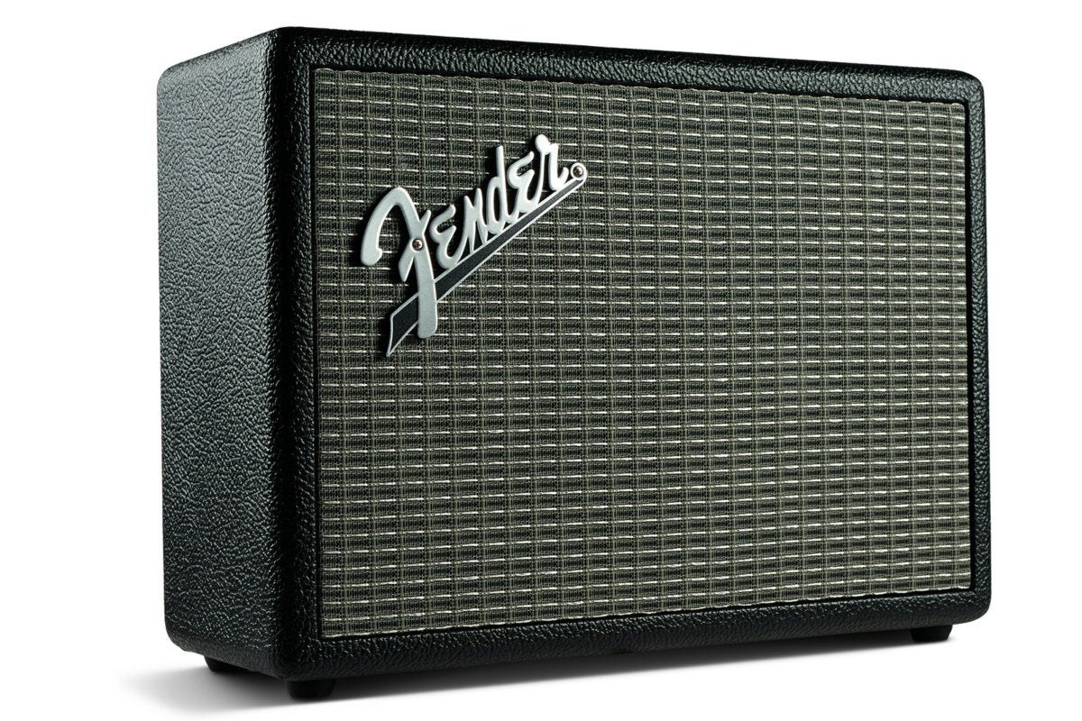 Fender Monterey Bluetooth speaker review: Rugged, loud, and fun, but