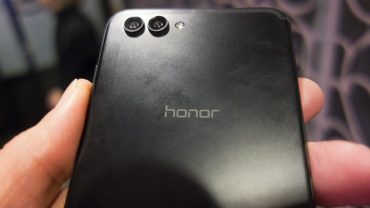 honor v10 back