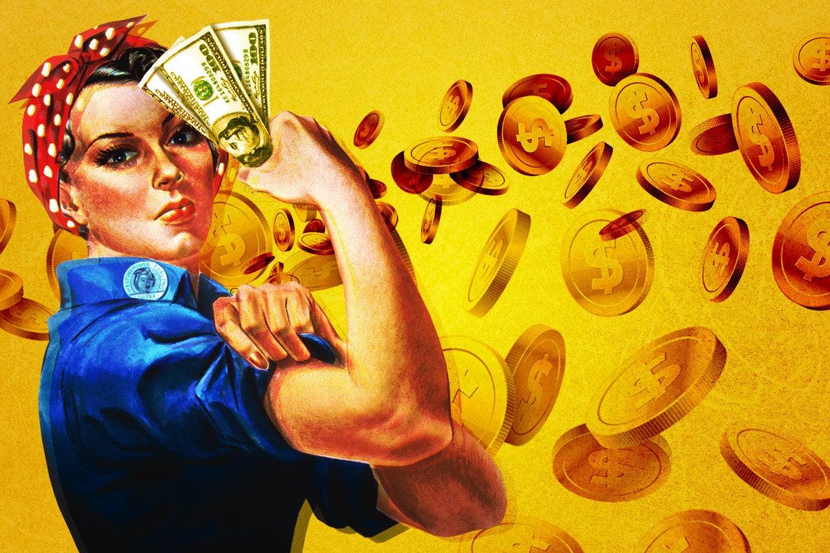 7 high-paying tech roles where women thrive