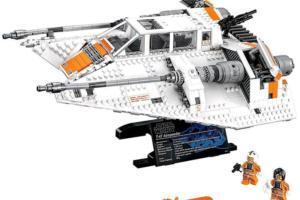 lego star wars snowspeeder 75144