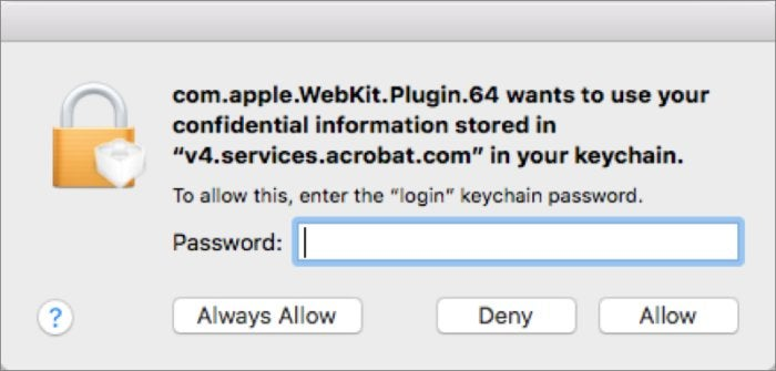 "How to fix a Safari problem with ""v4.services.acrobat.com"""