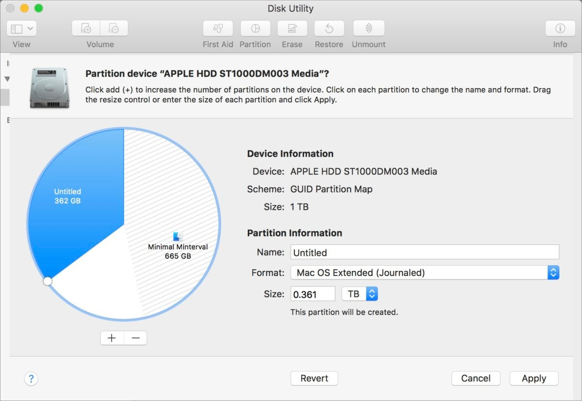 mac911 partitions disk utility
