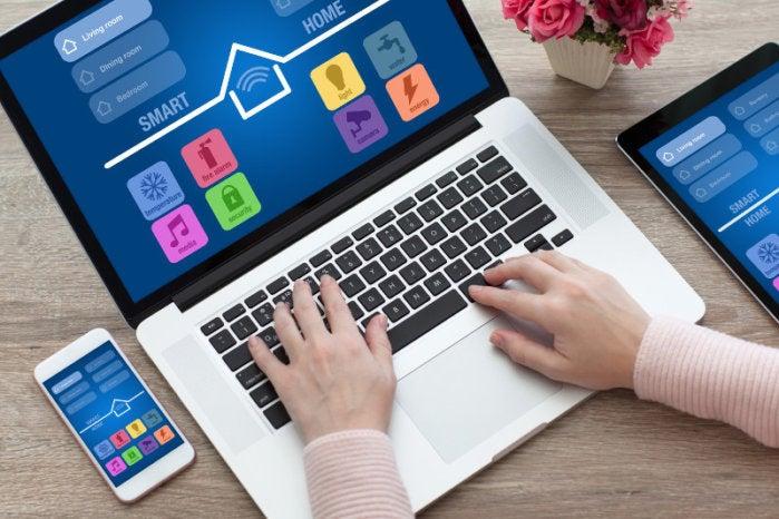 mac smart home image