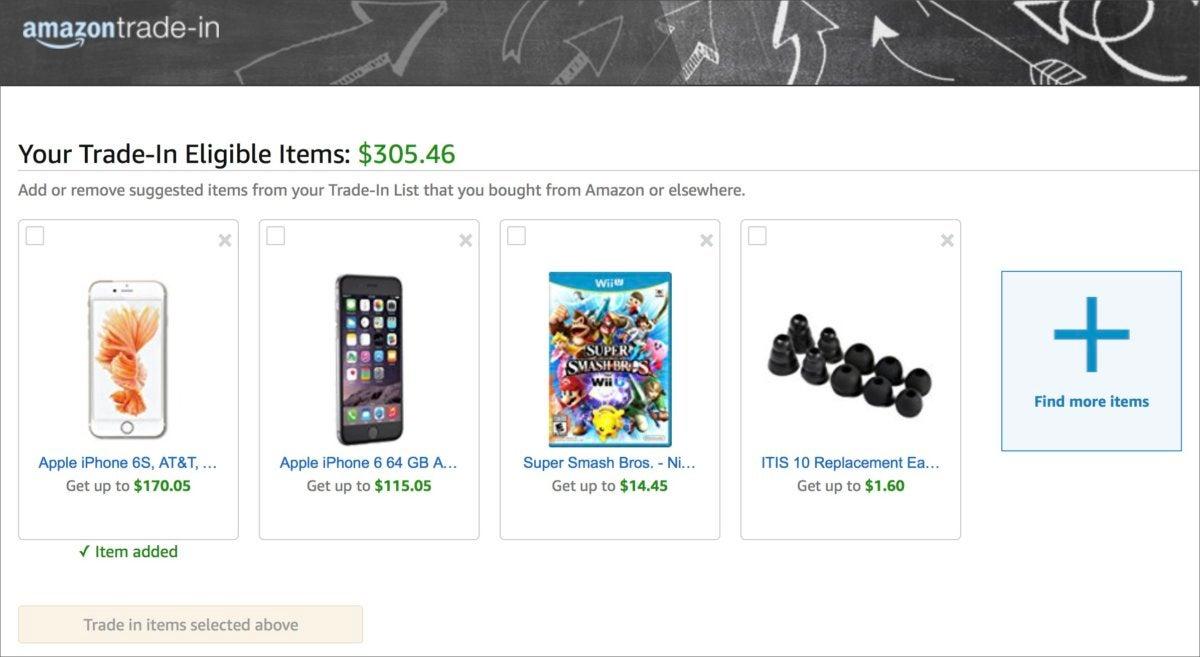macworld sell amazon