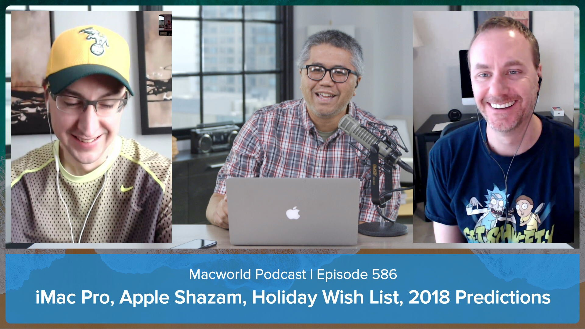 Macworld Podcast Episode 586