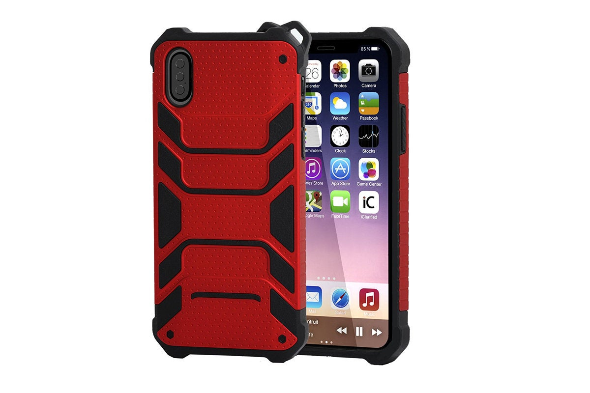 mxdirect shockproof iphone x