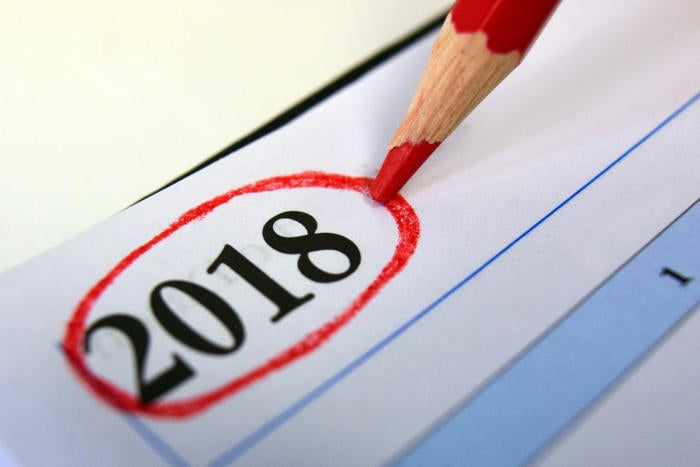 Linux resolutions for 2018