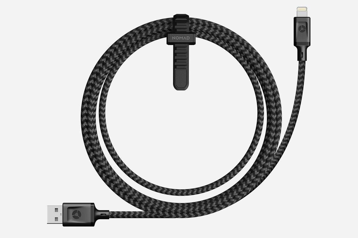 Nomad Lightning Cable Review Macworld