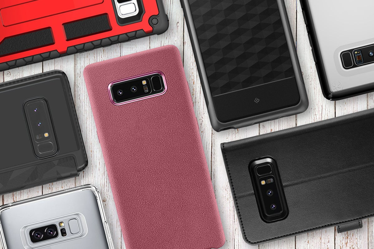 Best Samsung Galaxy Note 8 cases: Top picks in every style