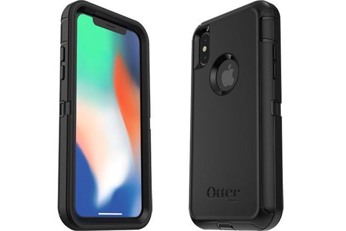otterbox defender iphone x