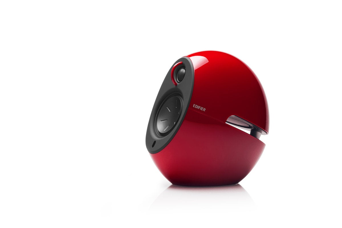 Edifier Luna E25 Hd Bluetooth Speaker Review Great Sound Sci Fi Looks Surprisingly Affordable Techhive