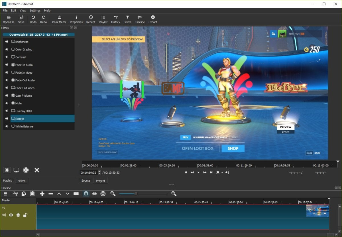 Shotcut review: This open-source video editor is impressive | PCWorld