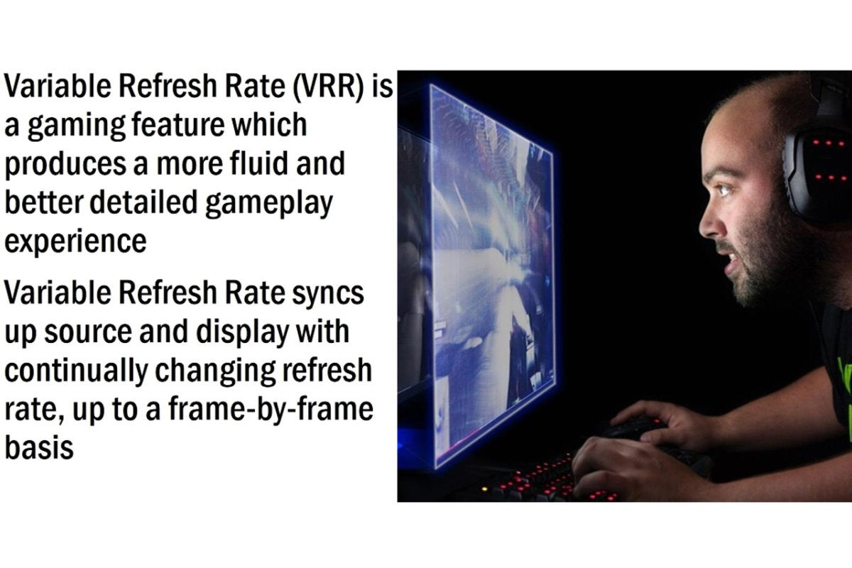 variable refresh rate