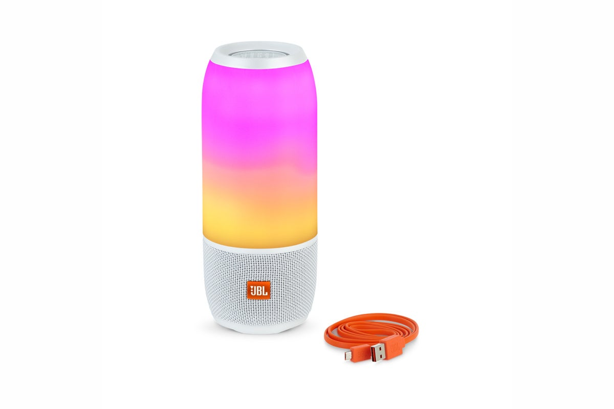 JBL Pulse 3 review: This weatherproof Bluetooth speaker puts on a fun light show
