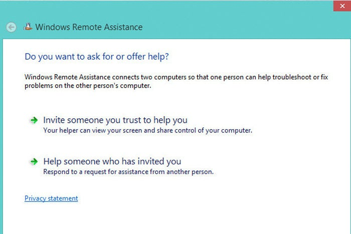windows remote assistance2